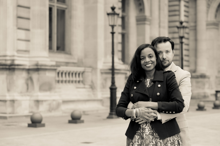 couples photo shoot in Paris